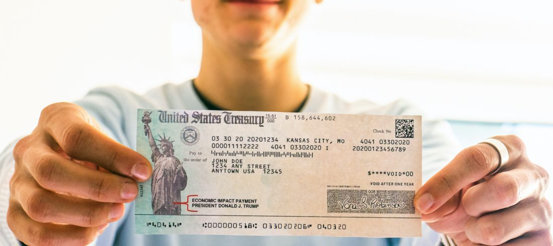 third stimulus check is on the way
